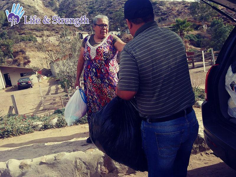 Donativo en El Morro2