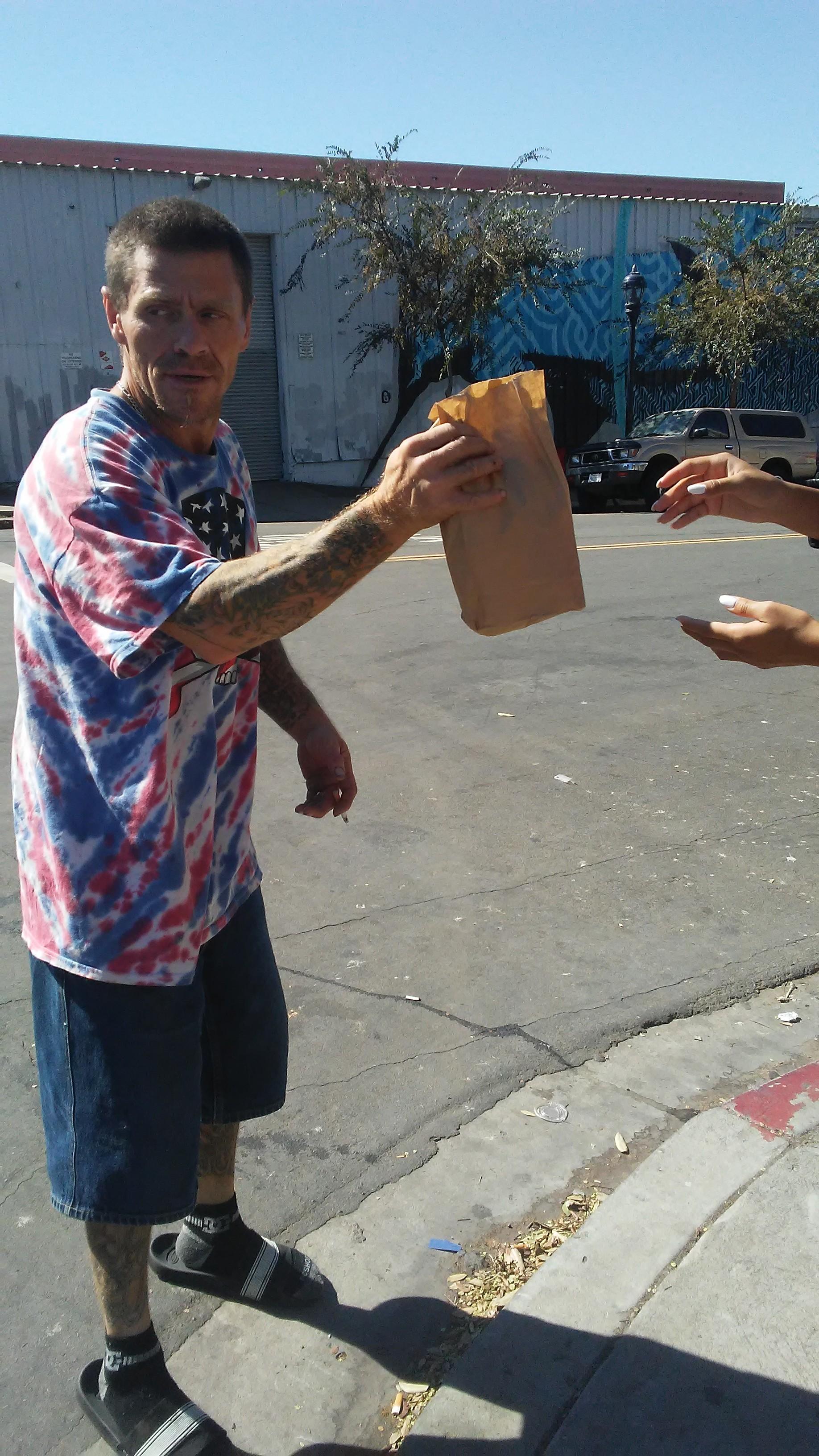 Ayuda en las calles7