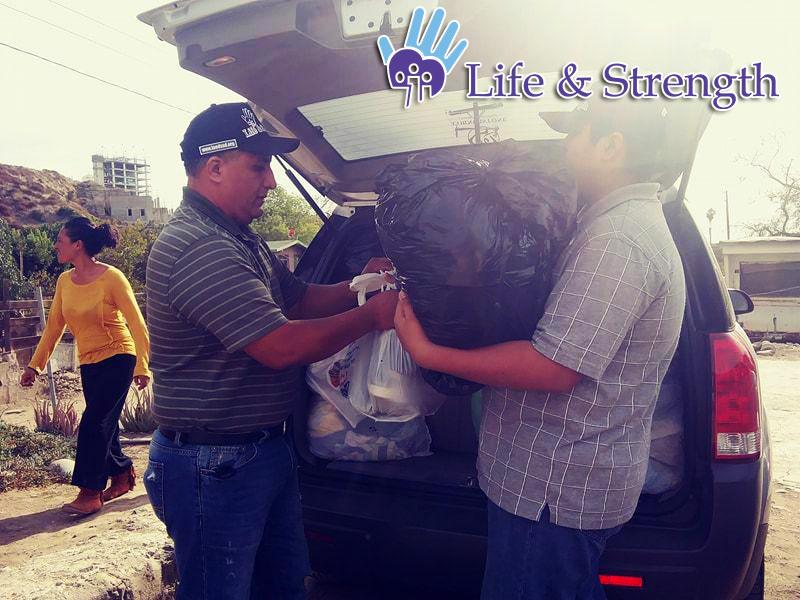 Donativo en El Morro1