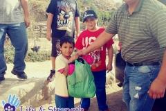 Donativo en El Morro